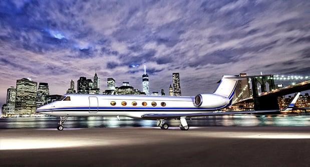 New York GV: Private Jet Charter